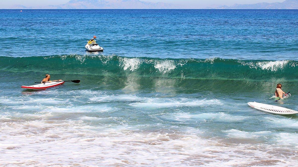 Missed Wave