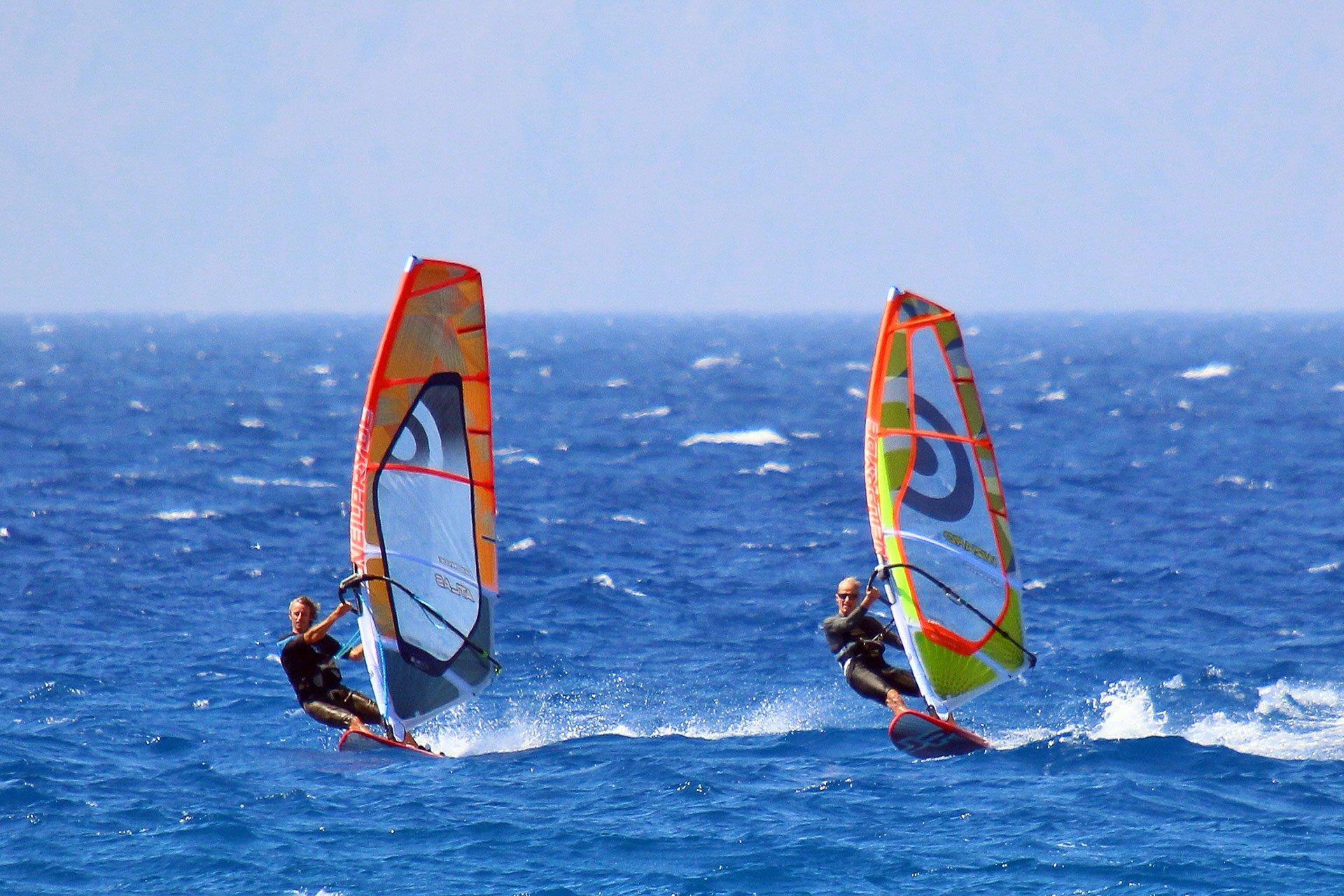Baja Team on Rhodes...