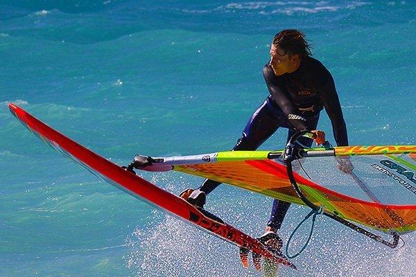Surfers Paradise Ixia Rhodes Windsurf Rental