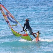 Light Wind Freestyle