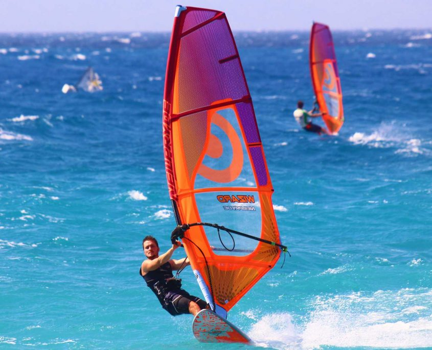 Live Webcam - Windsurfing Center