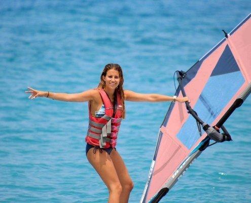 Learn how to windsurf - Windsurfing Courses