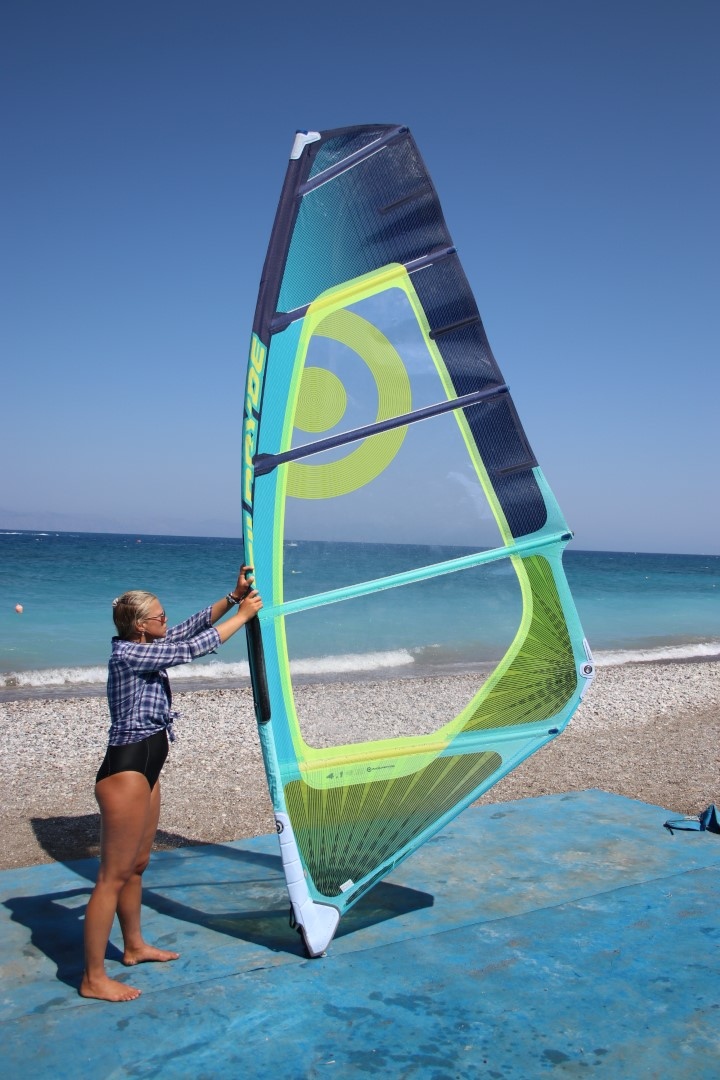 Windsurfing equipment sales - Εξοπλισμός Windsurfing